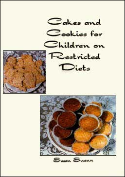 Cakes and Cookies for Children on Restricted Diets