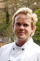 Chef Mark Earnden