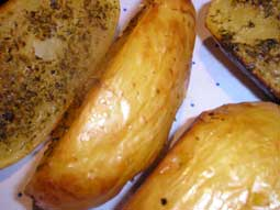 Summer Baked Potatoes