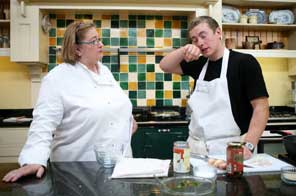 Rosemary shrager s school for cooks food cooking article