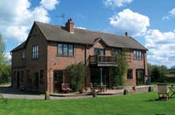 Hopton House B&B in Shropshire