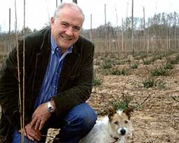 Rick Stein and Chalky