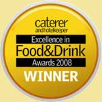 Caterer and Hotelkeeper Excellence in Food and Drink Awards