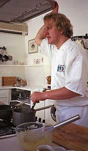 Chef Alex Mackay