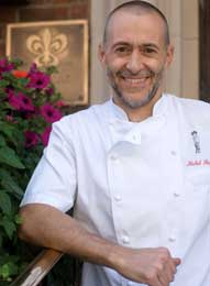 Michel Roux of Le Gavroche