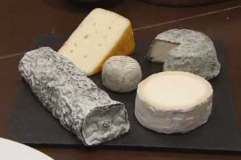 COOKING WITH FRENCH GOAT'S CHEESES FOOD & COOKING ARTICLE