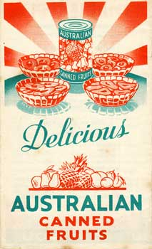 Delicious Australian Canned Fruits