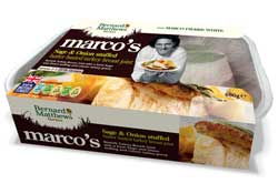 Marco's Turkey Breast joint with Sage & Onion Stuffing