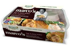 Marco's Turkey Thigh Joint with Sage & Onion Stuffing