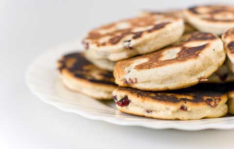 Oven Baked Welsh Cakes