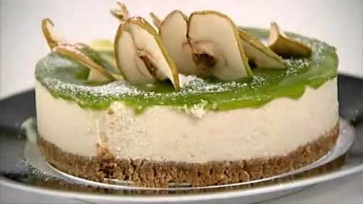 Apple Mousse Dessert