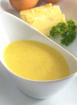 how to make holondairse sauce