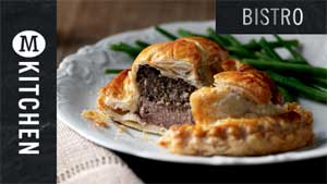Morrisons Beef Wellington