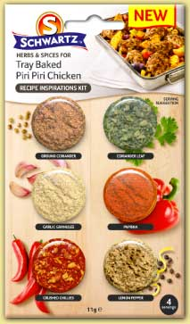 Tray-Baked Piri Piri Chicken