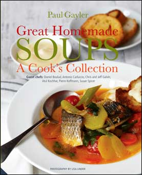 Great Homemade Soups by Paul Gayler